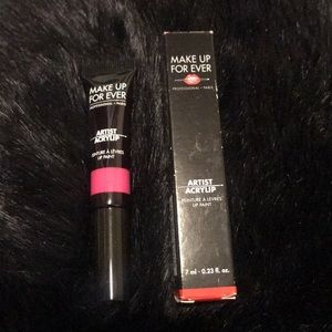 Makeup Forever Artist Acrylip in 201